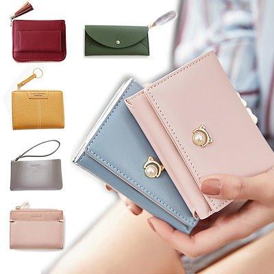 画像: [Qoo10] ミニ財布期間限定特価新タイプ追加 ミニ財... : バッグ・雑貨