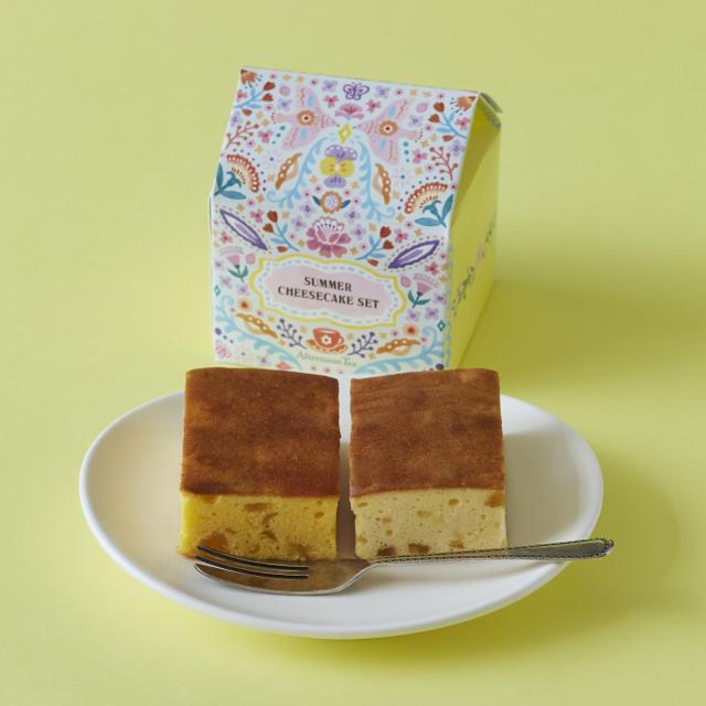 画像2: 夏のティータイムが楽しくなる紅茶と焼き菓子のセット