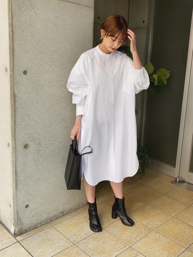 画像: 【Marient】タイプライターオーバーシャツOP 12,100円(税込)