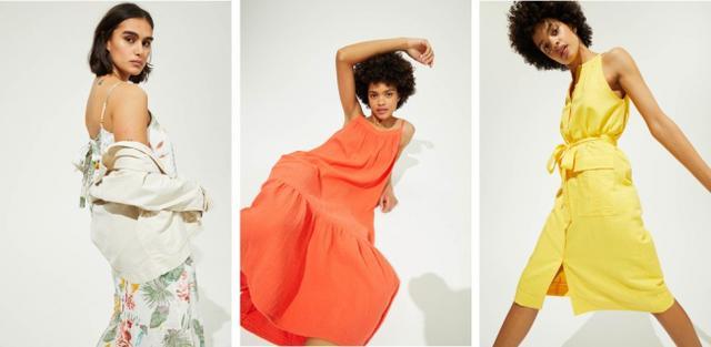 画像: Gapのサマードレスコレクションが発売中