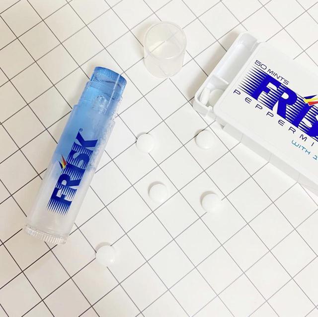 画像: フリスクリップクリーム クラシックミントの香り/¥500(税抜き)