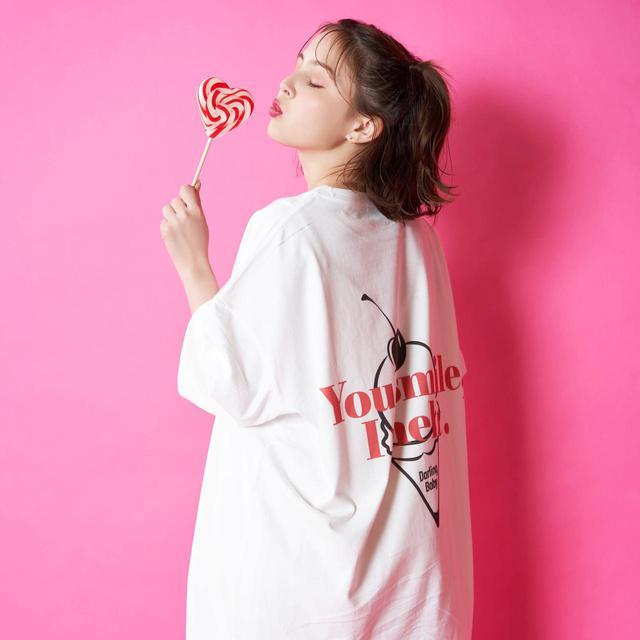 画像3: 2020夏コーデ「Darling Baby(ダーリン ベイビー)」でトレンドライクな韓国っぽFASION完成♡