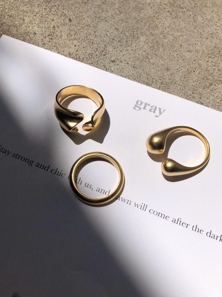 画像1: オンラインで購入できるアクセ「gray(グレイ)」のディティールにこだわったシンプルさがツボ♡