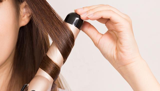 画像2: 【アゲツヤカールアイロン】で24時間カールが持続する、プロ仕様のヘアスタイル完成