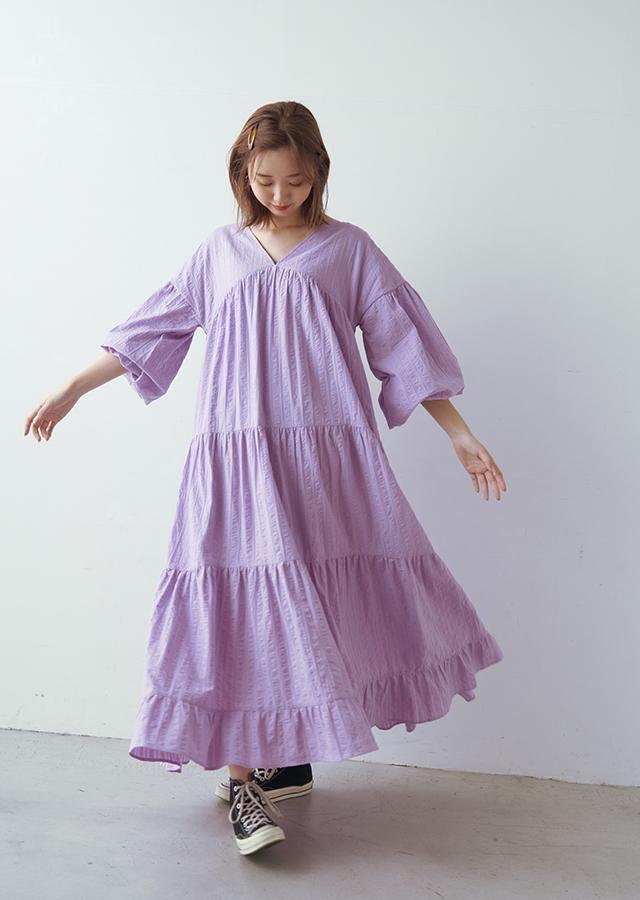 画像3: モデル・江野沢愛美さんプロデュースブランド「COLICE(コリス)」が織りなすサマーコーデにきゅん♡