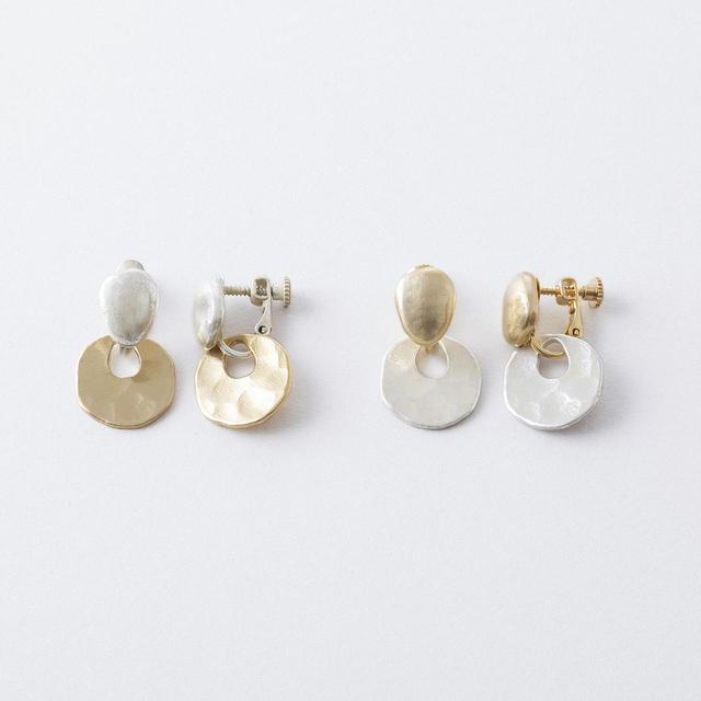 画像: ソリッド&ツチメイヤリング/¥3,600(税抜き)