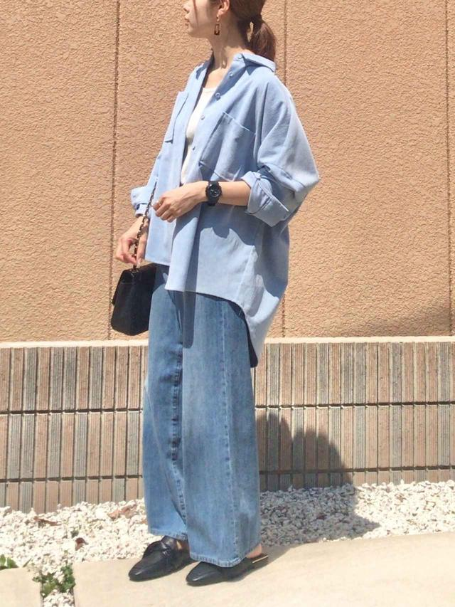 画像: 【ZARA】シューズ平均価格5,000円【UNIQLO】パンツ平均価格4,000円【natural couture】バッグ平均価格4,000円