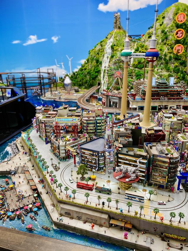 画像9: 待望の新スポット!世界最大の屋内型ミニチュアパーク 「SMALL WORLD TOKYO」を体験!