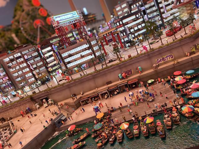 画像10: 待望の新スポット!世界最大の屋内型ミニチュアパーク 「SMALL WORLD TOKYO」を体験!