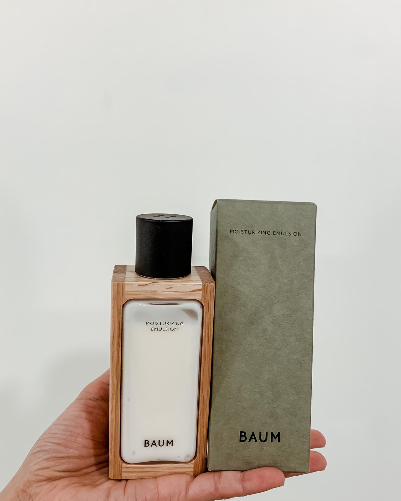 画像3: 一目見たときから心惹かれた新スキンケアブランド「BAUM」