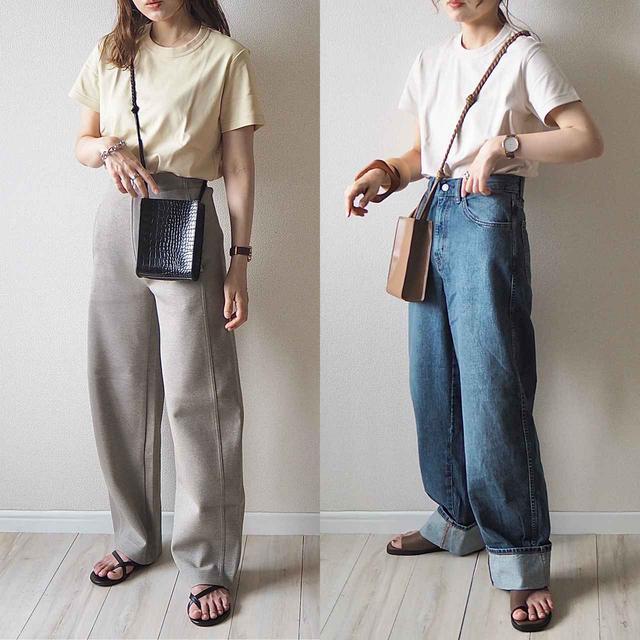 画像: 【ユニクロ】大人気Tシャツが限定価格!?我慢できずに2色買い! - senken trend news-最新ファッションニュース