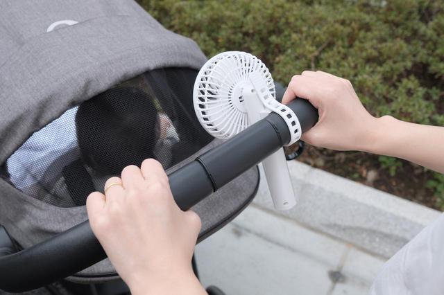 画像3: 売れてるミニ扇風機はどれ!?暑さ対策できる人気&おすすめハンディファン