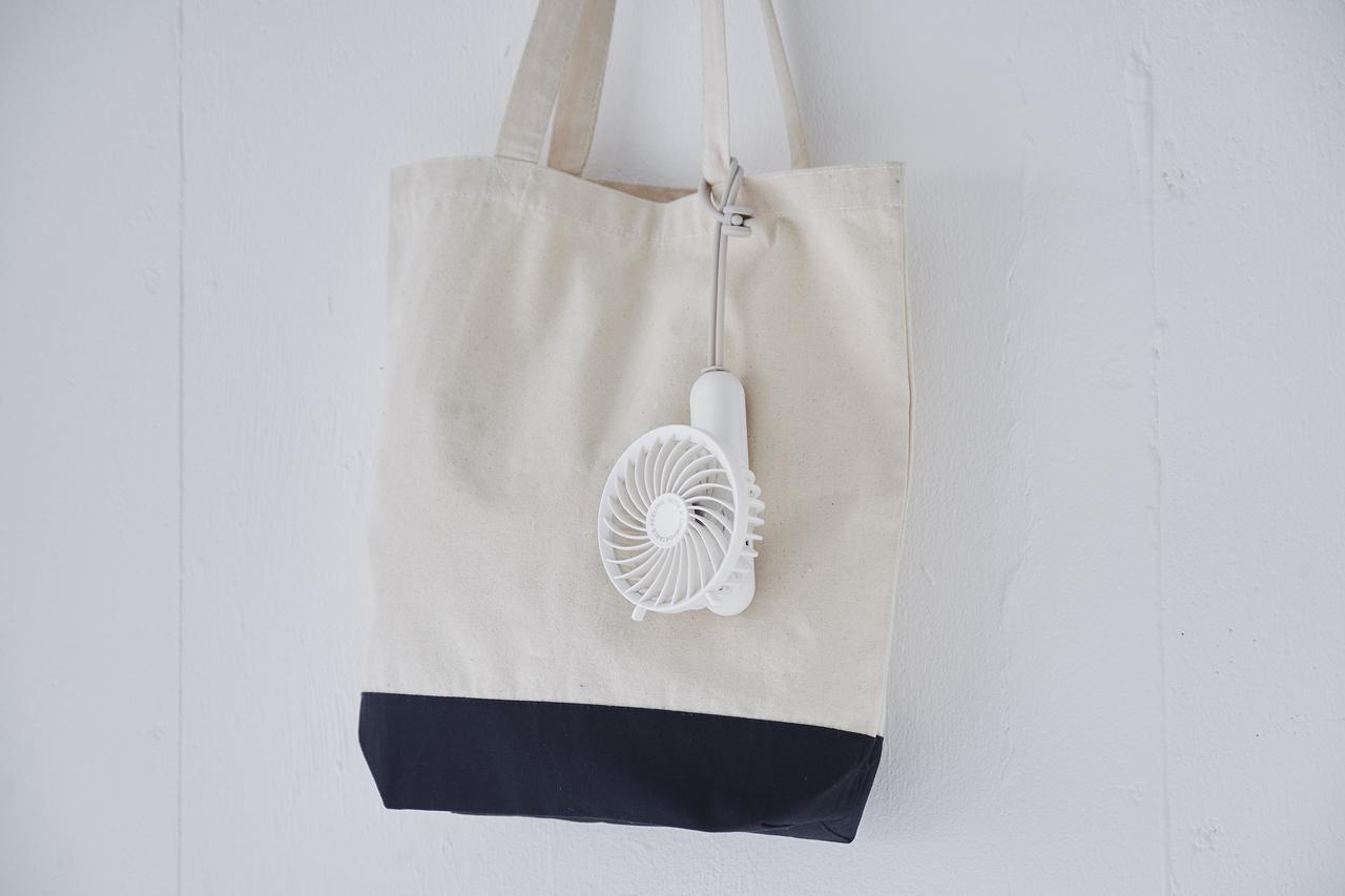 画像1: 売れてるミニ扇風機はどれ!?暑さ対策できる人気&おすすめハンディファン