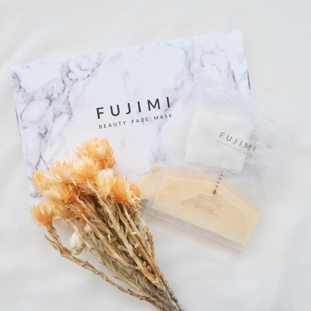 画像: FUJIMIのカスタマイズサプリメント&ビューティマスク