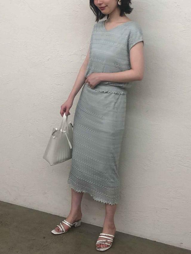 画像: natural couture スカート4,950円(税込)