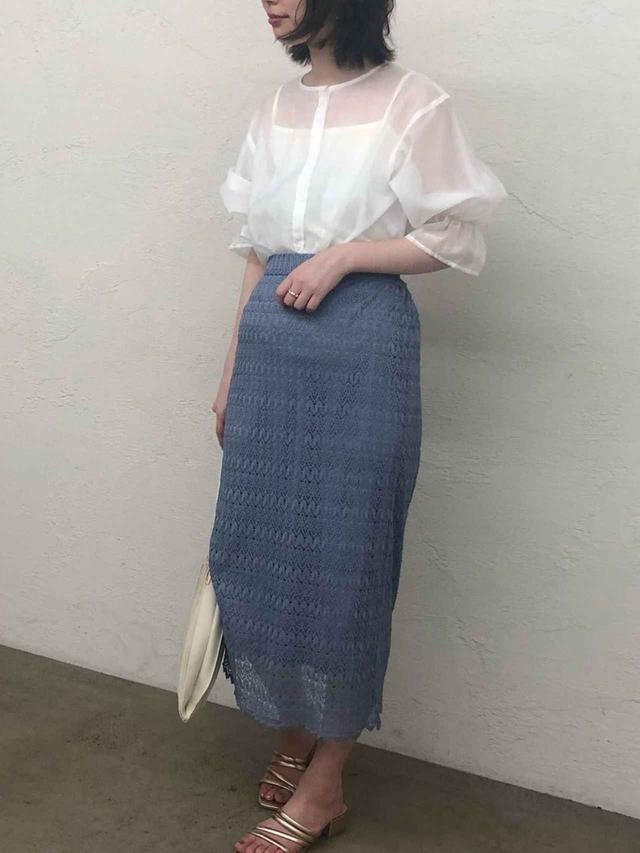 画像: natural couture トップス4,290円(税込)