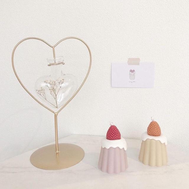 画像: drip cannelé candle (韓国キャンドル)/1,910+tax