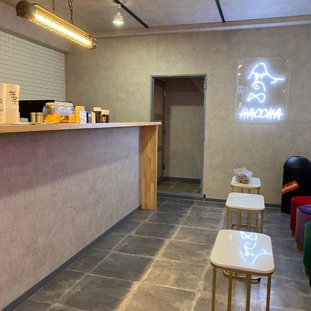 画像1: 韓国キブンを味わえる店内