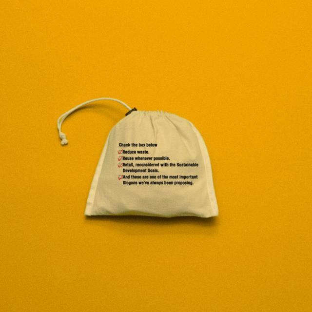 画像3: エコバッグは「FREAK'S STORE×hobo」の便利な2WAY仕様バッグに決定!