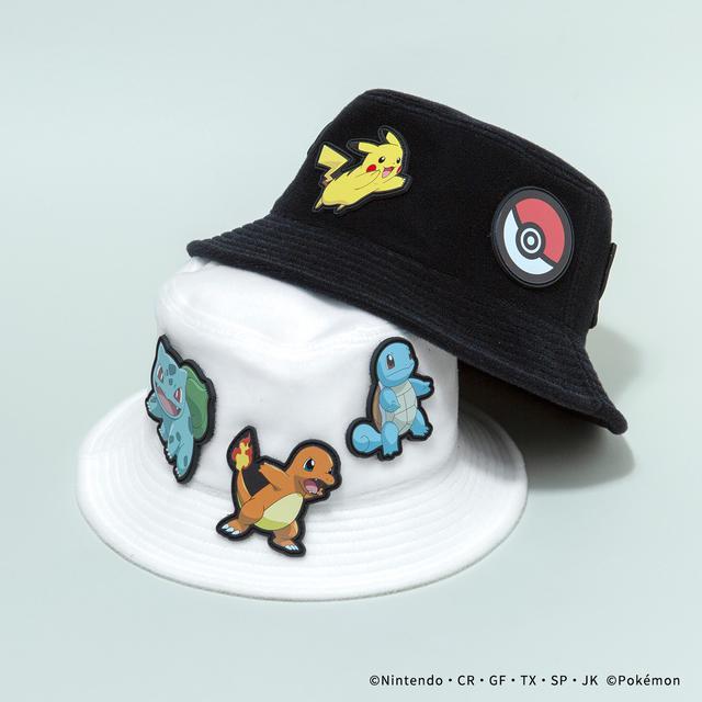 画像: HAT/¥12,650(税込み) WHITE/BLACK