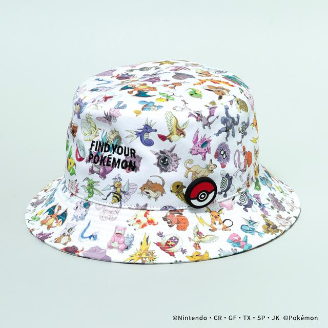 画像: HAT/¥10,340(税込み) WHITE