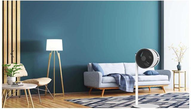 画像1: 部屋の中もコロナ対策!サーキュレーターや扇風機を使った換気方法とは?