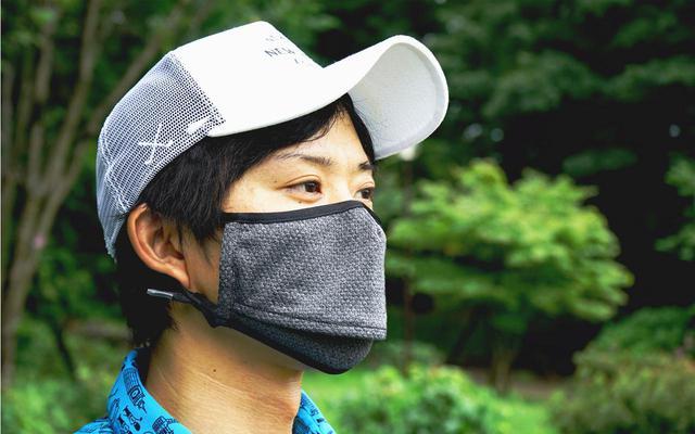 画像1: 夏に蒸れないマスクはコレ!