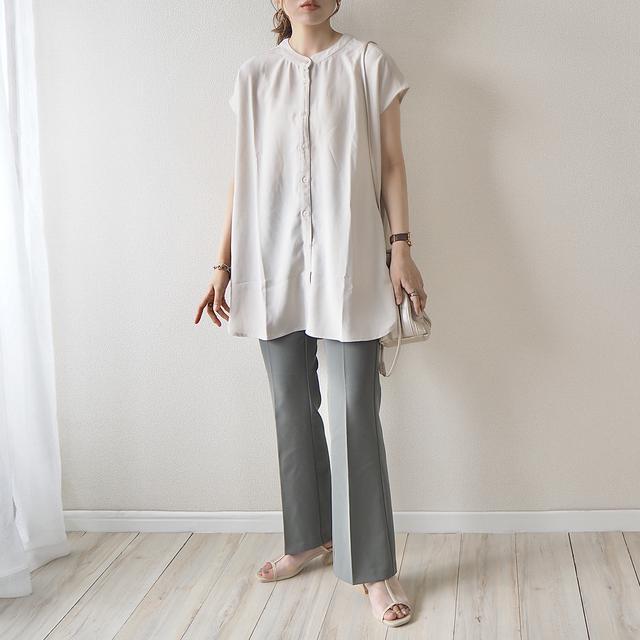 画像3: 【GU】ハンパない美脚効果。試着したら買わずにはいられなかった新作パンツ!