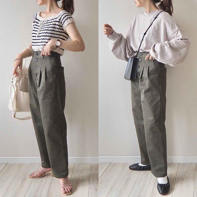 画像: 【GU】590円!?絶対に買うべきだと思う破格の値下げパンツ。 - senken trend news-最新ファッションニュース