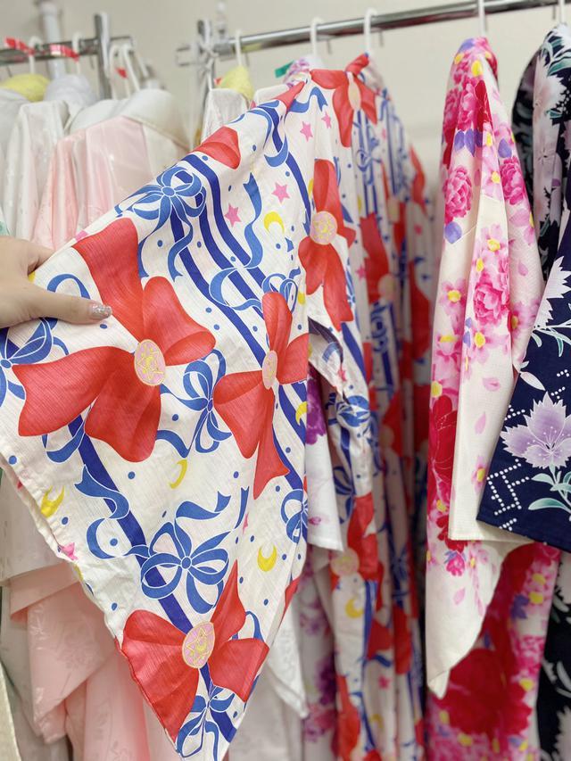 画像5: 【浅草レンタル浴衣】で映える夏を過ごそう♪