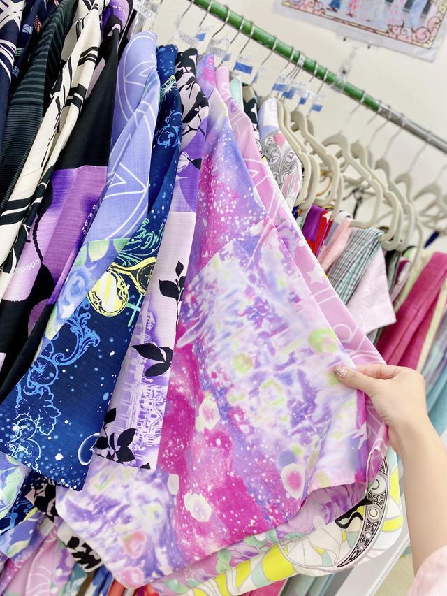 画像4: 【浅草レンタル浴衣】で映える夏を過ごそう♪