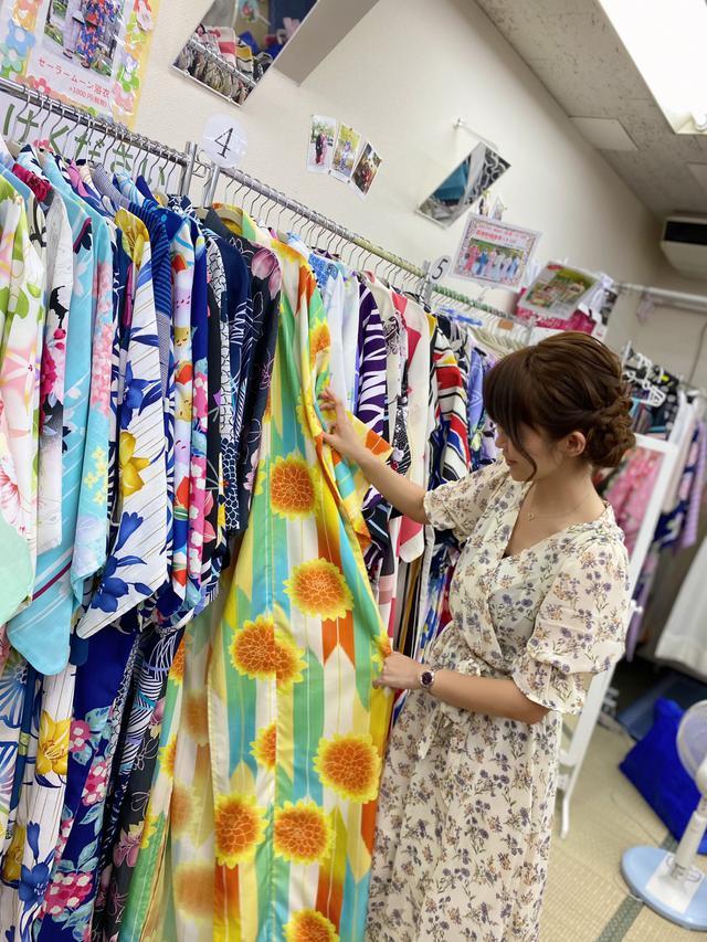 画像3: 【浅草レンタル浴衣】で映える夏を過ごそう♪