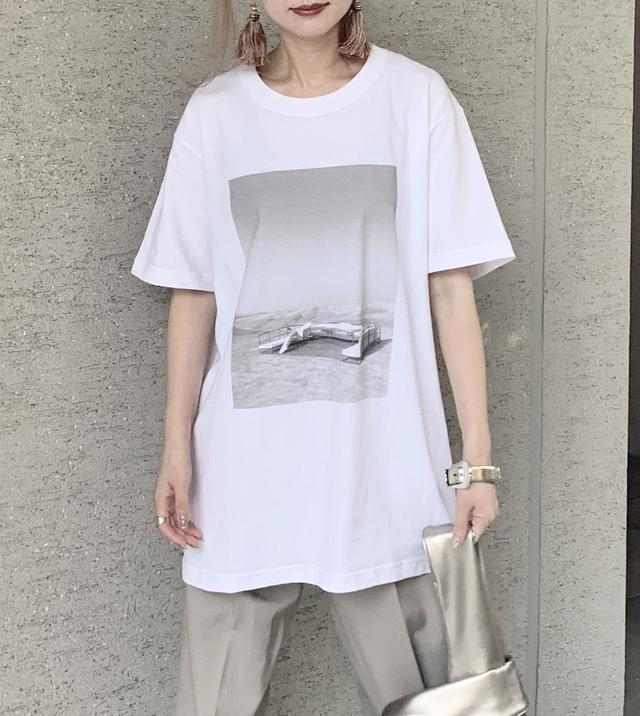 画像3: 大人女子にもおすすめ★フォトTシャツで垢抜け