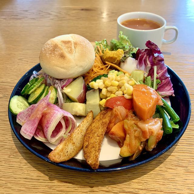 画像2: 渋谷で食べられる野菜サラダランチ3選