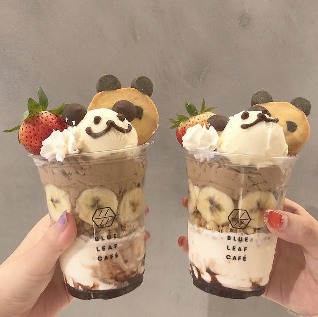 画像5: 上野で可愛いパンダパフェが食べられる穴場カフェ♥