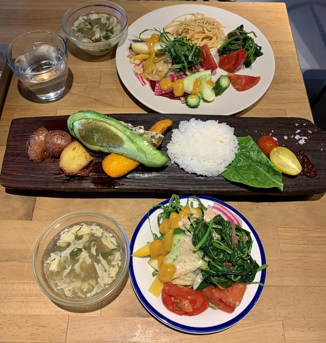 画像1: 渋谷で食べられる野菜サラダランチ3選