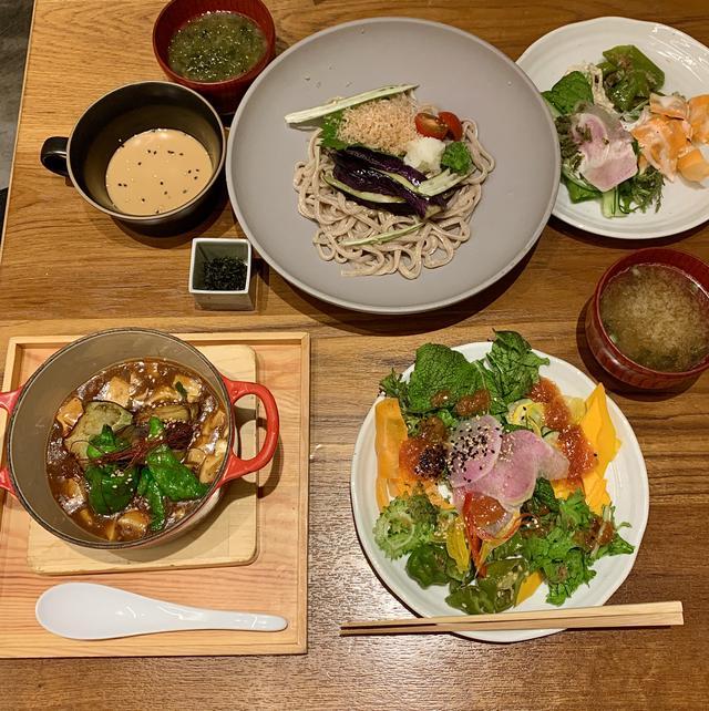 画像6: 渋谷で食べられる野菜サラダランチ3選