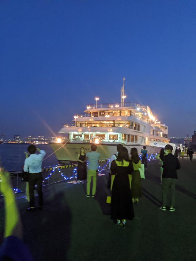画像11: 東京湾クルージング