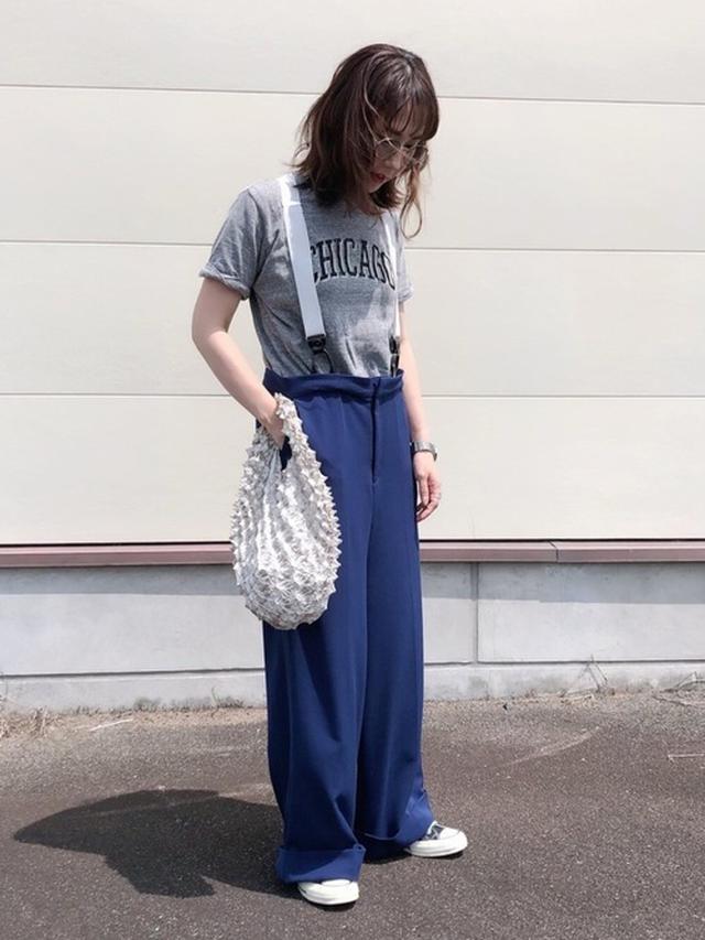 画像4: 快適すぎて毎日履きたい!楽チン&オシャレな「ワイドパンツ」オススメ4選