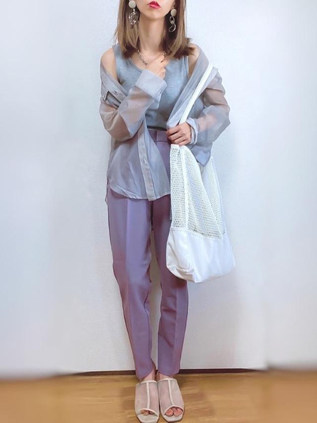 画像: 出典:WEAR Style by kuuuura