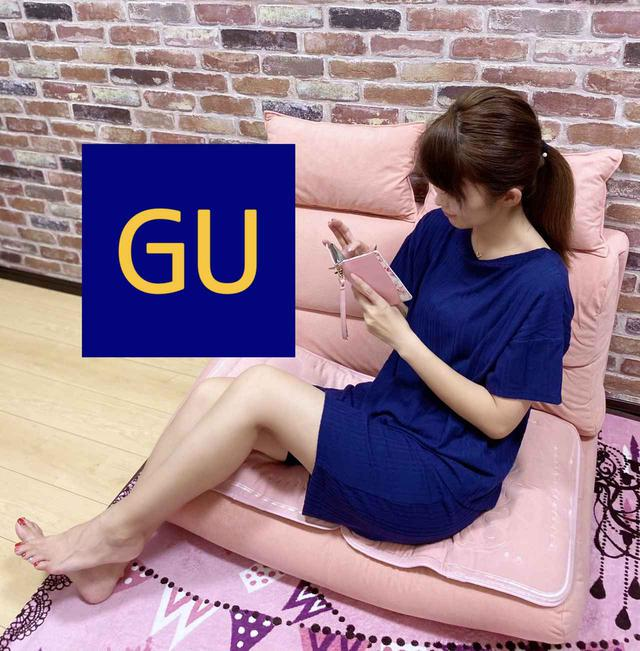 画像: 【GU】可愛過ぎて即完売必至!「新作パジャマ3選」PART3 - senken trend news-最新ファッションニュース