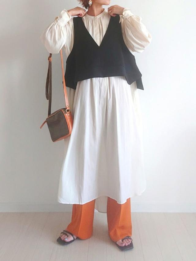 画像3: カラーから秋を先取り♡今すぐチェックしておきたい「秋色コーデ」4選
