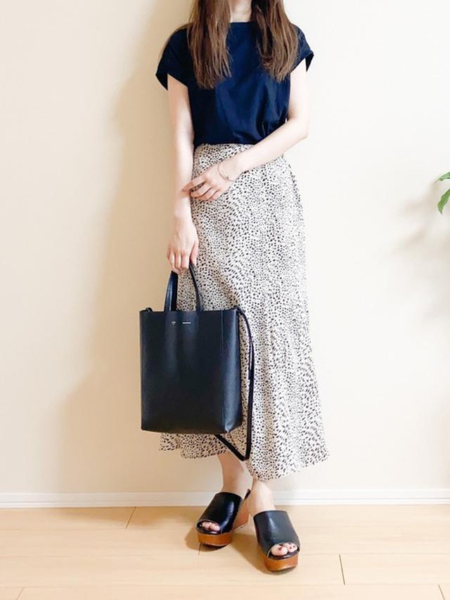 画像5: 履くだけでオンナ度UP♡「フレアスカート」の上品モテコーデ4選