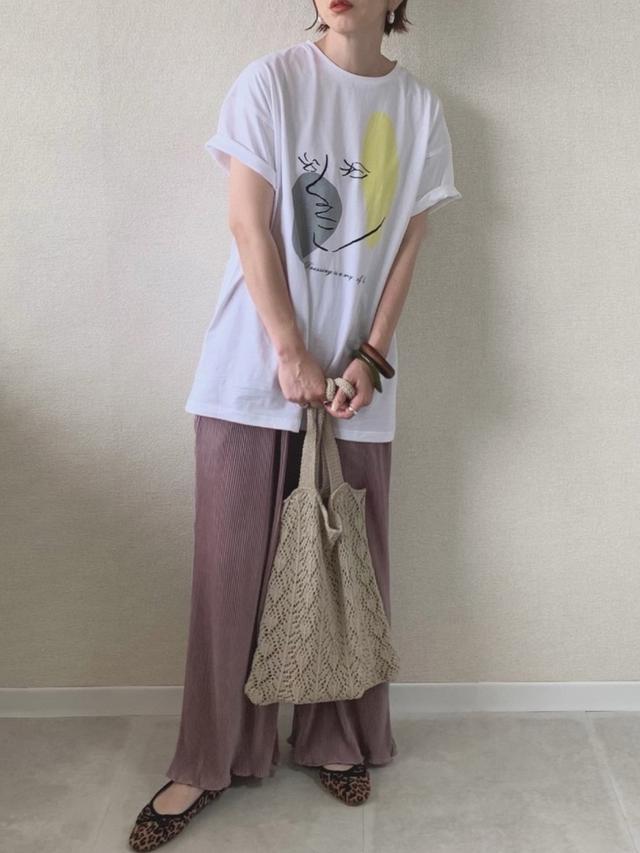 画像4: 可愛いのにたっぷり入る!オシャレさんが選ぶ「優秀バッグ」4選