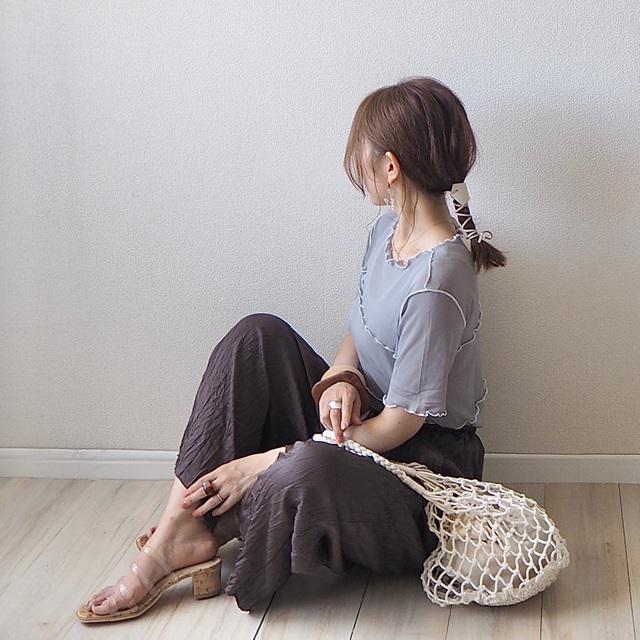 画像: natsumi-wear のコーディネート一覧 - WEAR