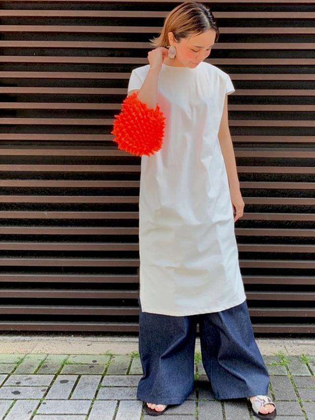 画像2: 可愛いのにたっぷり入る!オシャレさんが選ぶ「優秀バッグ」4選