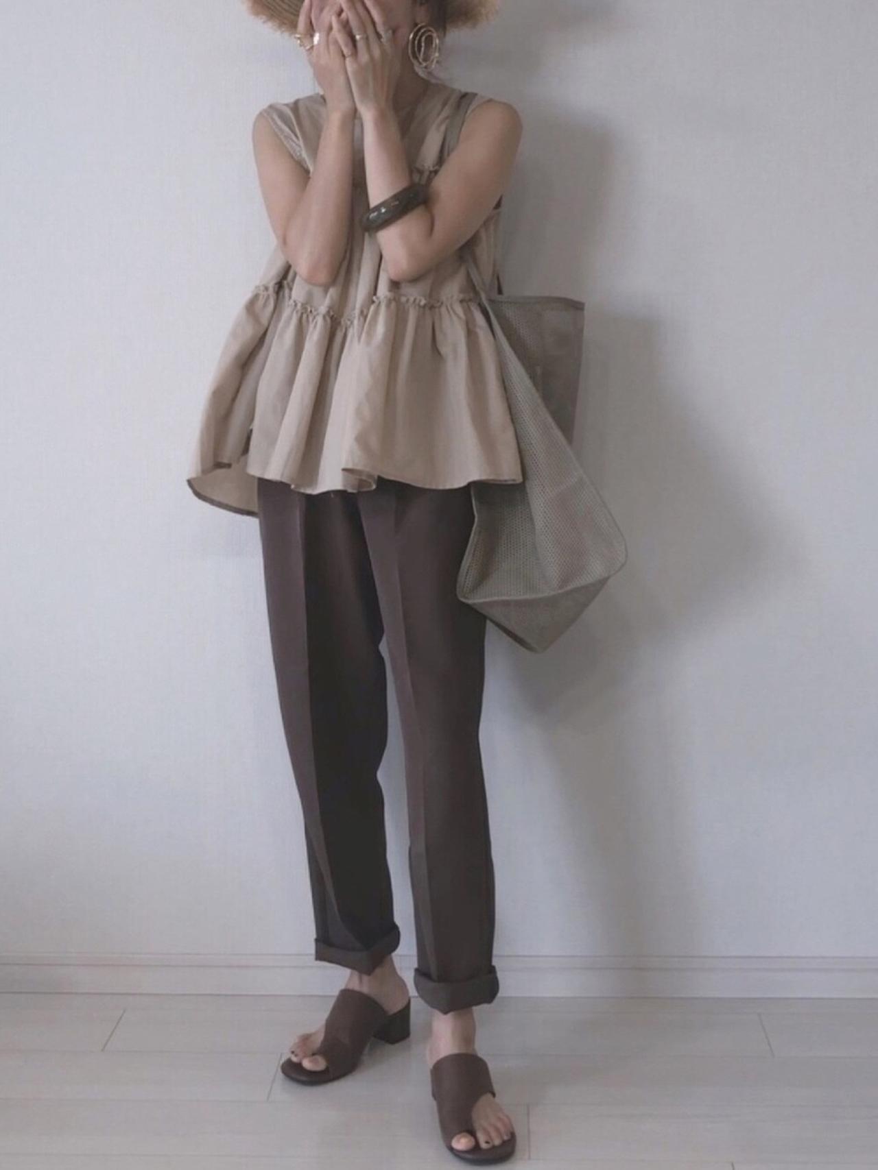 画像5: 可愛いのにたっぷり入る!オシャレさんが選ぶ「優秀バッグ」4選