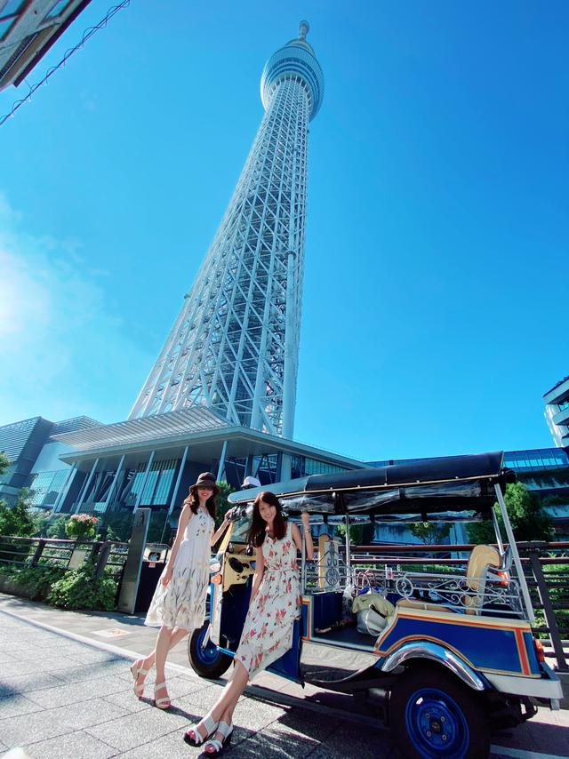 画像6: タイで人気の「トゥクトゥク」が日本でも乗れるって本当?!
