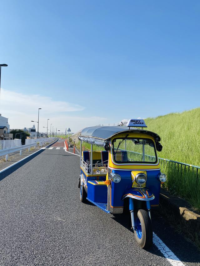 画像4: タイで人気の「トゥクトゥク」が日本でも乗れるって本当?!