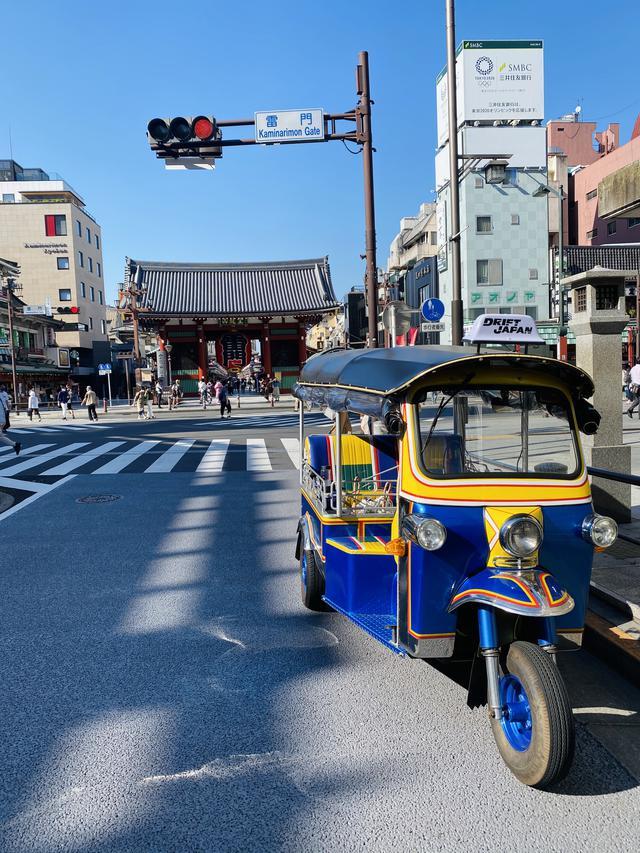 画像3: タイで人気の「トゥクトゥク」が日本でも乗れるって本当?!